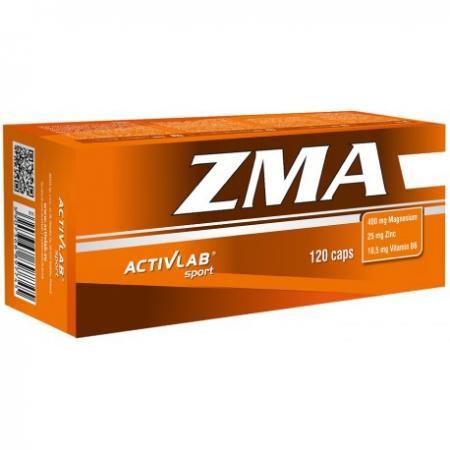 Activlab ZMA, 120 капсул
