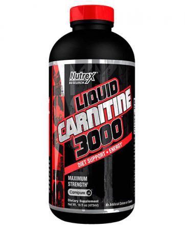 Nutrex Research Carnitine Liquid 3000, 473 мл