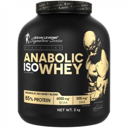 Kevin Levrone Anabolic Iso Whey, 2.27 кг