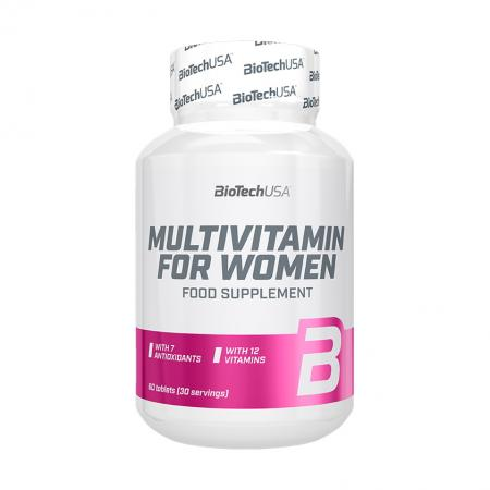 BioTech Multivitamin for Women, 60 таблеток