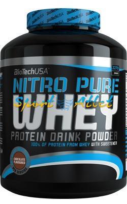 BioTech Nitro Pure Whey Gold, 2.2 кг