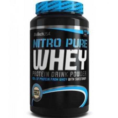 BioTech Nitro Pure Whey Gold, 908 грамм