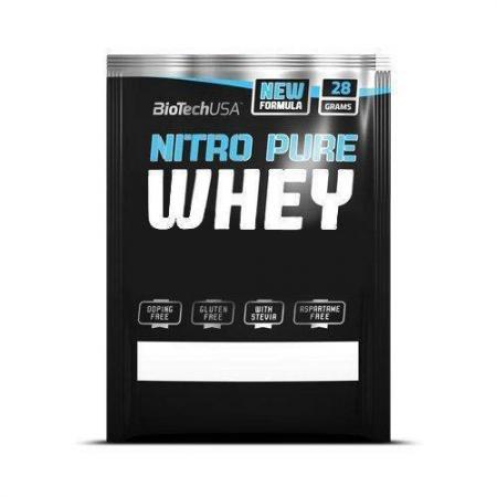 BioTech Nitro Pure Whey, 28 грамм