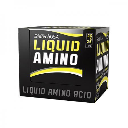 BioTech Liquid Amino, 20 ампул/уп