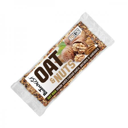 BioTech Oat and Nuts, 70 грамм