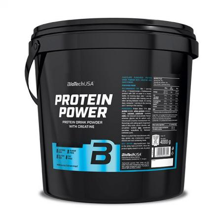 BioTech Protein Power, 4 кг