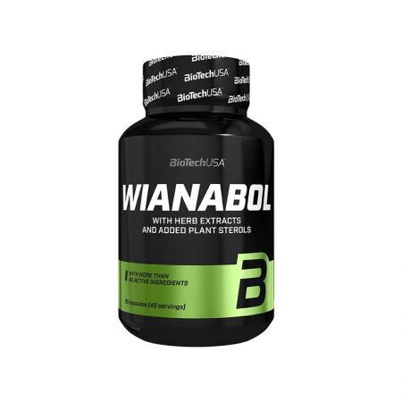 BioTech Wianabol, 90 капсул