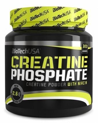 BioTech Creatine Phosphate, 300 грамм