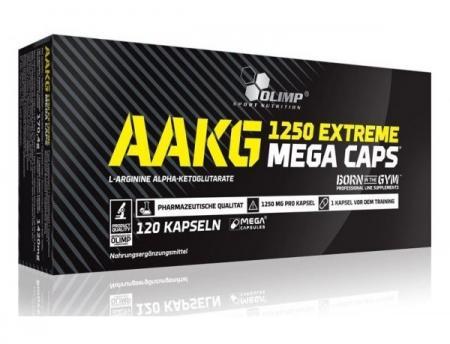 Olimp AAKG 1250 Extreme Mega Caps, 120 капсул