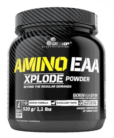 Olimp Amino EAAnabol Xplode Powder, 520 грамм