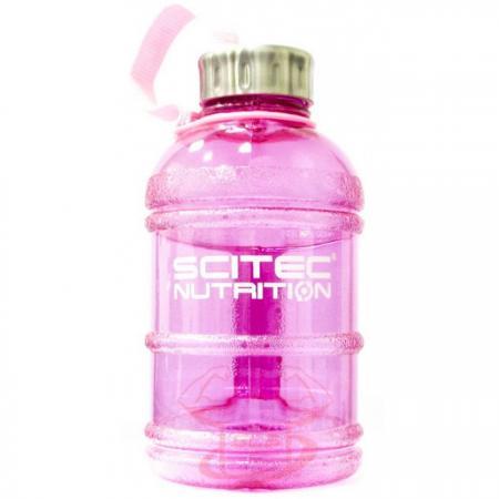 Бутылка Scitec Water Jug, 1 л - розовая