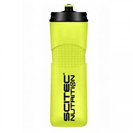 Бутылка Scitec Bidon Bike Bottle, 650 мл - желтая