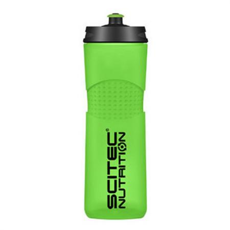 Scitec Bidon Bike Bottle, 650 мл - салатовая