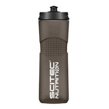 Scitec Bidon Bike Bottle, 650 мл - черная