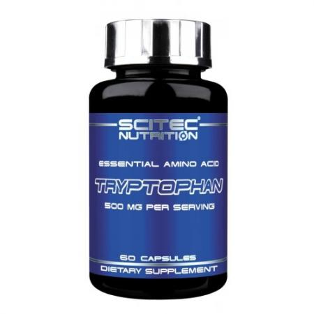 Scitec Tryptophan, 60 капсул