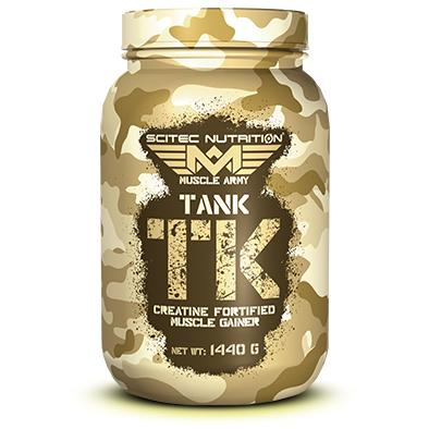 Scitec Muscle Army Tank, 1.44 кг