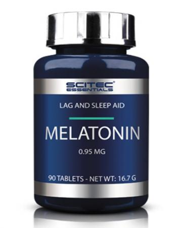 Scitec Melatonin 0.95, 90 таблеток