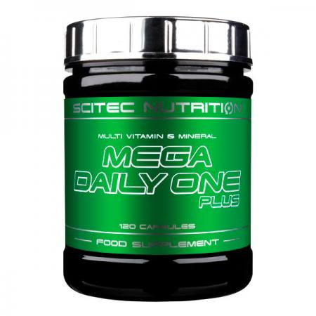 Scitec Mega Daily One Plus, 120 капсул