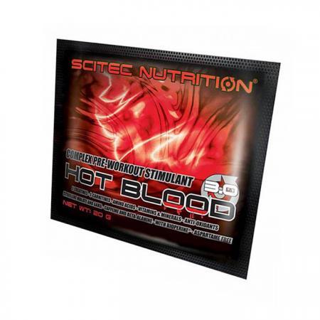 Scitec Hot Blood 3.0, 20 грамм
