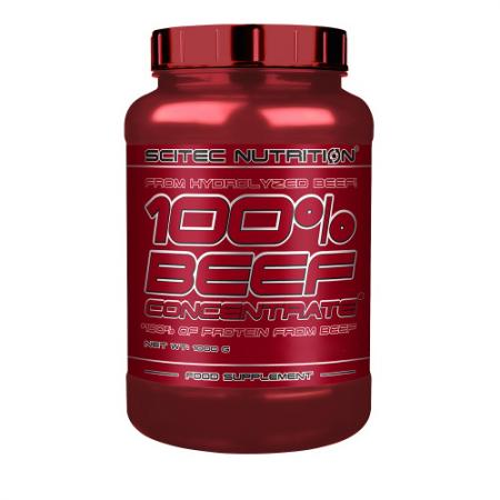 Scitec 100% Beef Concentrate, 1 кг