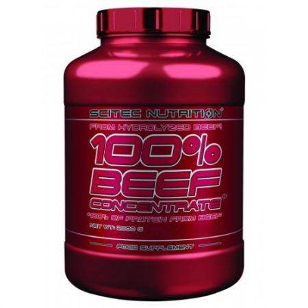 Scitec 100% Beef Concentrate, 2 кг
