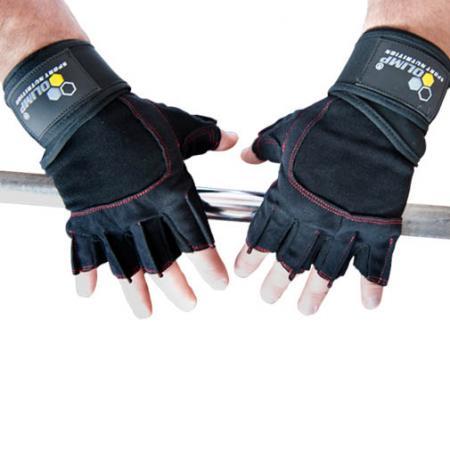 Перчатки Olimp Hardcore Raptor - черные