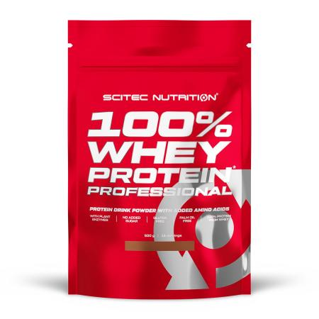 Scitec 100% Whey Protein Professional, 500 грамм