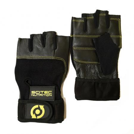 Перчатки Scitec Yellow Style