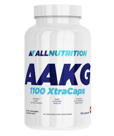 AllNutrition AAKG 1100 XtraCaps, 120 капсул