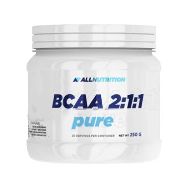 AllNutrition BCAA Pure 2:1:1, 250 грамм