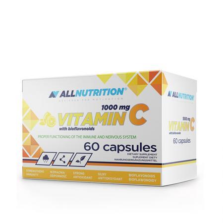 AllNutrition Vitamin C 1000 mg, 60 капсул