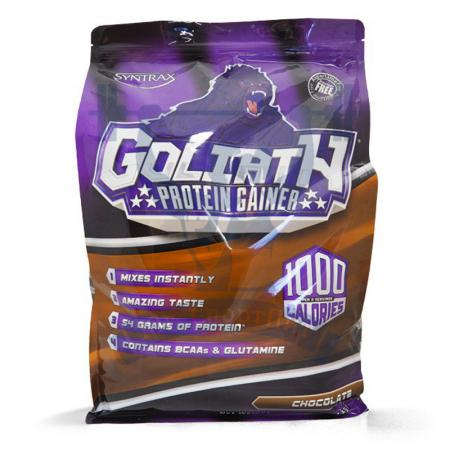 Syntrax Goliath Protein Gainer, 5.44 кг