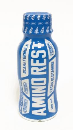 Real Pharm Amino Rest Shot, 100 мл - лайм-кактус