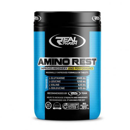 Real Pharm Amino Rest, 300 таблеток