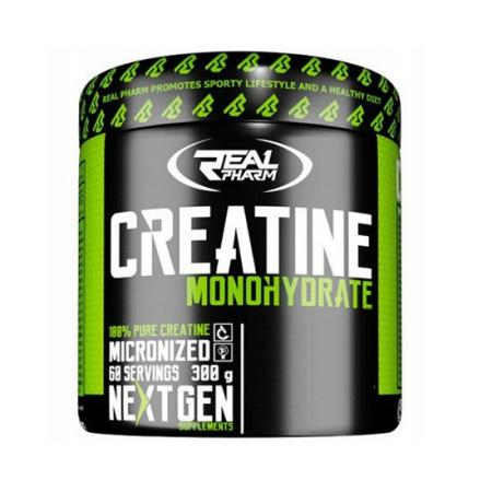 Real Pharm Creatine Monohydrate, 300 грамм
