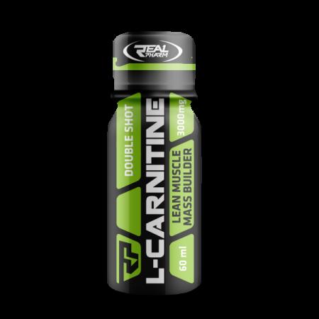 Real Pharm L-Carnitine Shot, 60 мл - лесная ягода