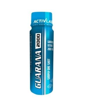Activlab Guarana 2000 Shot, 80 мл