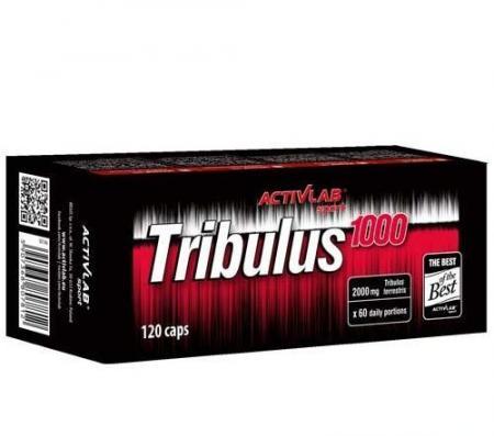 Activlab Tribulus 1000, 120 капсул