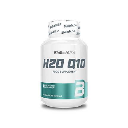 BioTech H2O Q10, 60 капсул