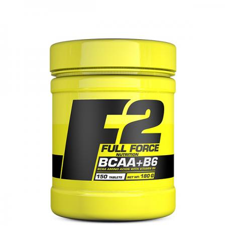 Full Force BCAA+B6, 150 таблеток