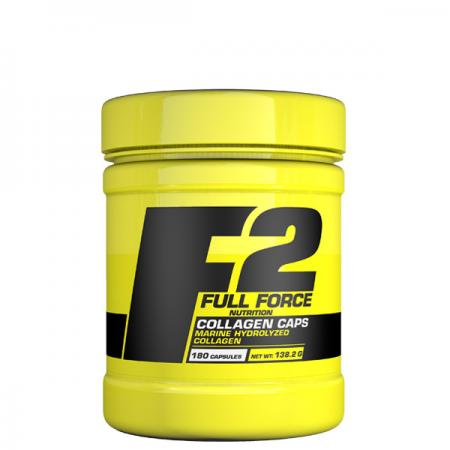 Full Force Collagen, 180 капсул