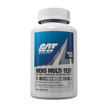 GAT Mens Multi+Test, 120 таблеток