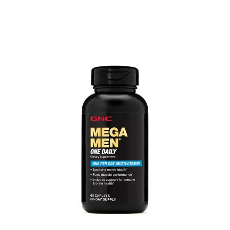 GNC Mega Men One Daily, 60 каплет