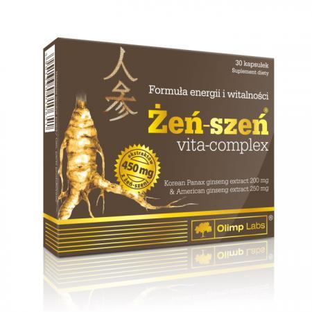 Olimp Ginseng Zen Szen, 30 капсул