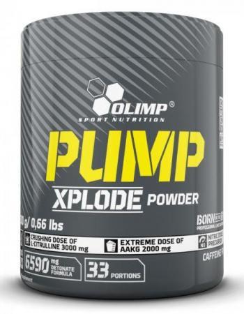 Olimp Pump Xplode Powder, 300 грамм