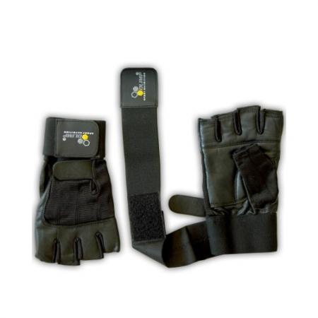 Перчатки Olimp Hardcore Competition Wrist Wrap