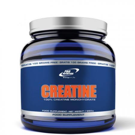 Pro Nutrition Creatine, 250 грамм