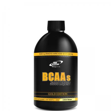 Pro Nutrition BCAAs 5000 Liquid, 500 мл