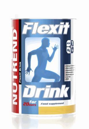Nutrend Flexit Drink, 400 грам