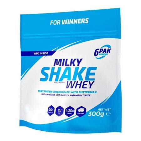 6PAK Nutrition Milky Shake Whey, 300 грам